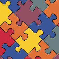 Линолеум IVC Neo Puzzle 050